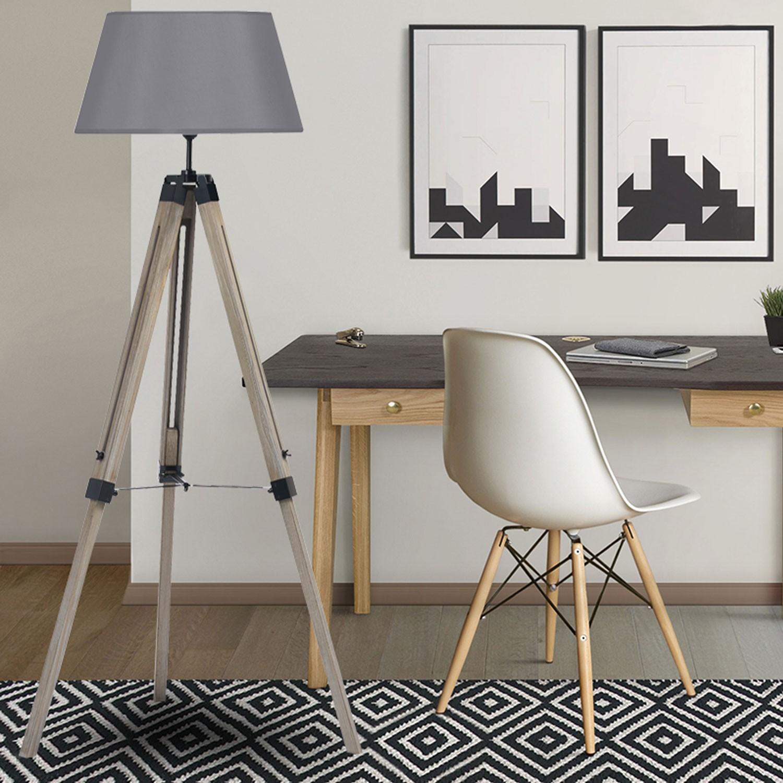 lampadaire trepieds lampadaire trpied oslo wood with lampadaire trepieds lampadaire trepied. Black Bedroom Furniture Sets. Home Design Ideas
