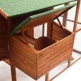 Poulailler volière Duplex XXL en bois