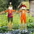 Epouvantails X2 effaroucheurs pour jardin