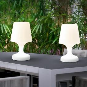 Lampe à led nomade X2 sans fil extérieur et intérieur