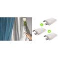3 rideaux thermiques isolants pour une plus grande protection du froid et de la chaleur