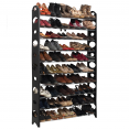 Etagère range chaussures modulable 50 paires