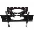 Support TV mural capacité 100 kg pour écran de 81 à 177