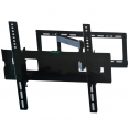 Support TV mural pivotant et inclinable capacité 45 KG écran LCD, LED, PLASMA