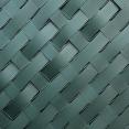 Kit de lamelles occultantes PVC vertes L.60 m pour panneau grillagé
