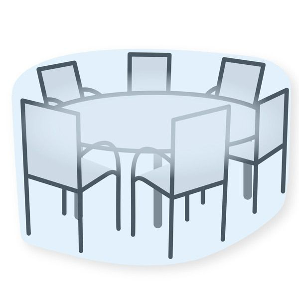 Awesome Housse De Protection Pour Table De Jardin Ronde Contemporary ...