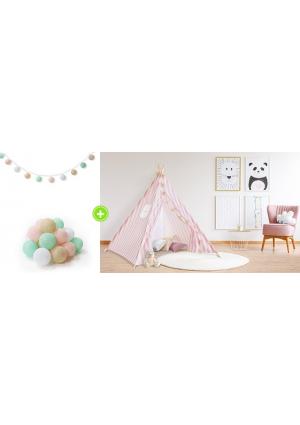 Créez un espace de jeu magique et lumineux pour votre enfant !