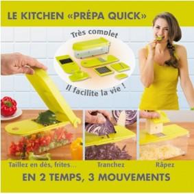 Cuisine et ustensiles - Coupe legumes multifonction ...