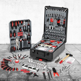 VALISE OUTILS 308 PIECES