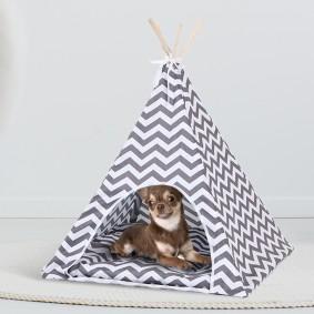 Tipi animaux petit modèle design scandinave