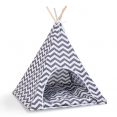 Tipi animaux grand modèle design scandinave
