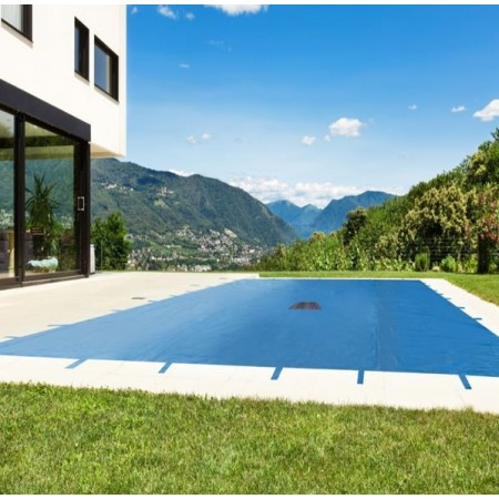 B che piscine 6x12m for Bache sous piscine