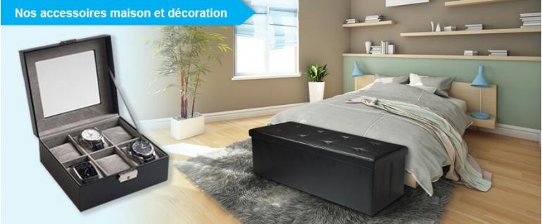 Accessoires maison et décoration
