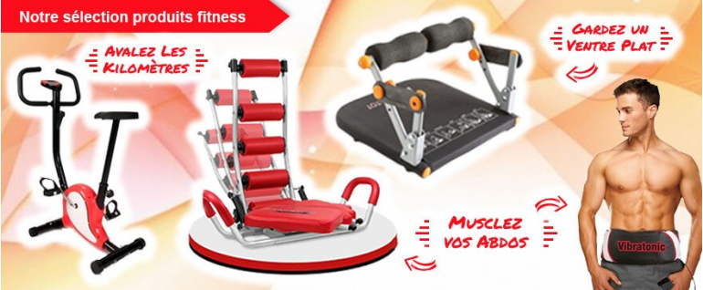 Produits fitness