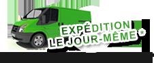 Avec ProBache.com devient ChronoPrice.com expédition le jour même pour toute commande avant 12h